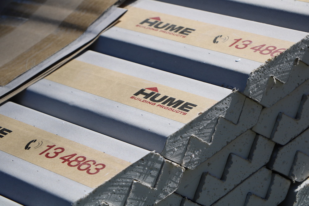 Plasterboard & plaster products available from Hume